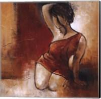Seated Woman II Fine-Art Print