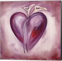 Shades of Love - Lavender Fine-Art Print