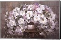 Bouquet of Petunias Fine-Art Print