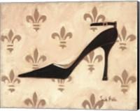 Poussoir Noir Fine-Art Print