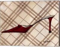 Poussoir Rouge II Fine-Art Print