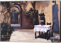 A Table for Two Fine-Art Print