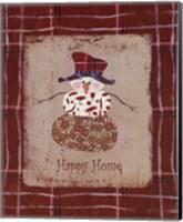 Happy Home Fine-Art Print