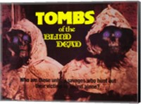 Tombs of the Blind Dead Fine-Art Print