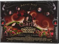 Charlie and the Chocolate Factory Horizontal Fine-Art Print