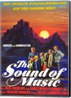 The Sound of Music Sunset Fine-Art Print