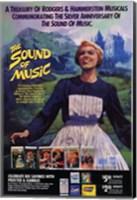 The Sound of Music Musical Fine-Art Print