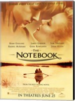 The Notebook In Theatres June 25 Fine-Art Print