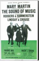 The (Broadway) Sound Of Music Fine-Art Print