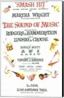 The Sound of Music (Broadway) Fine-Art Print