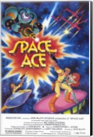 Space Ace - Video Game Fine-Art Print