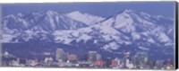 Salt Lake City, Utah Fine-Art Print