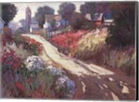 Spring Lane Fine-Art Print