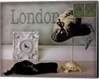 London Hat Fine-Art Print