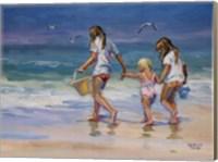 Mother's Helpers Fine-Art Print