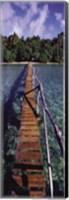Bridge to Paradise Fine-Art Print