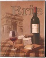 Brie - Arc de Triomphe Fine-Art Print