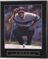 Focus - Golf Fine-Art Print