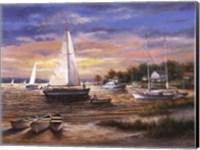 Morning Sail Fine-Art Print