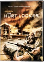 The Hurt Locker, c.2009 - style A Fine-Art Print