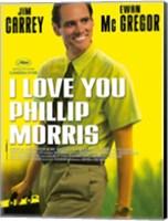 I Love you Phillip Morris - style A Fine-Art Print