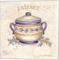 French Pottery I Fine-Art Print
