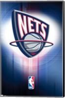 Nets - Logo 10 Wall Poster
