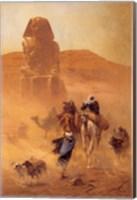 Desert Wind Fine-Art Print