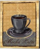 Coffee Club II - mini Fine-Art Print