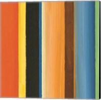Hampton Stripe II Fine-Art Print