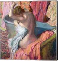 Seated Bather, 1899 Fine-Art Print