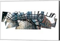 Tribeca Collage Fine-Art Print