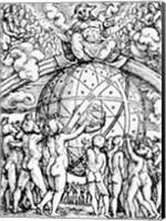 The Last Judgement Fine-Art Print