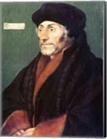 Erasmus of Rotterdam Fine-Art Print