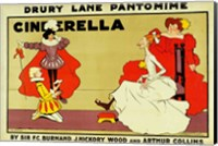 Poster for 'Cinderella' Fine-Art Print