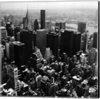 Manhattan and the Hudson Fine-Art Print