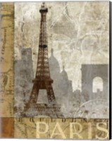 April In Paris Fine-Art Print