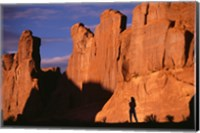 Arches National Park Utah USA Fine-Art Print