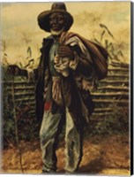 The Old Traveler Fine-Art Print