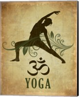 Yoga pose Fine-Art Print