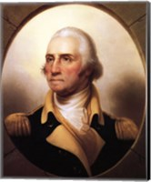 Portrait of George Washington Fine-Art Print