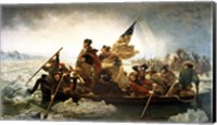 Washington Crossing the Delaware by Emanuel Leutze Fine-Art Print