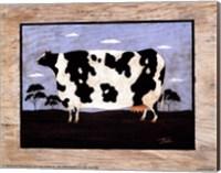 The Cow II Fine-Art Print