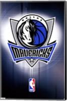 Mavericks - Logo 11 Wall Poster
