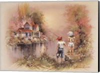 Fishing Time Fine-Art Print