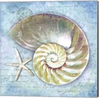 Into The Sea I Fine-Art Print