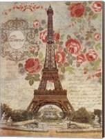 Dreaming Of Paris Fine-Art Print