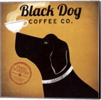 Black Dog Coffee Co Fine-Art Print