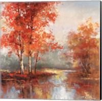 Autumn's Grace I Fine-Art Print