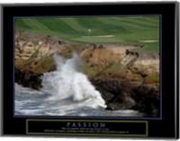Golf-Passion Fine-Art Print